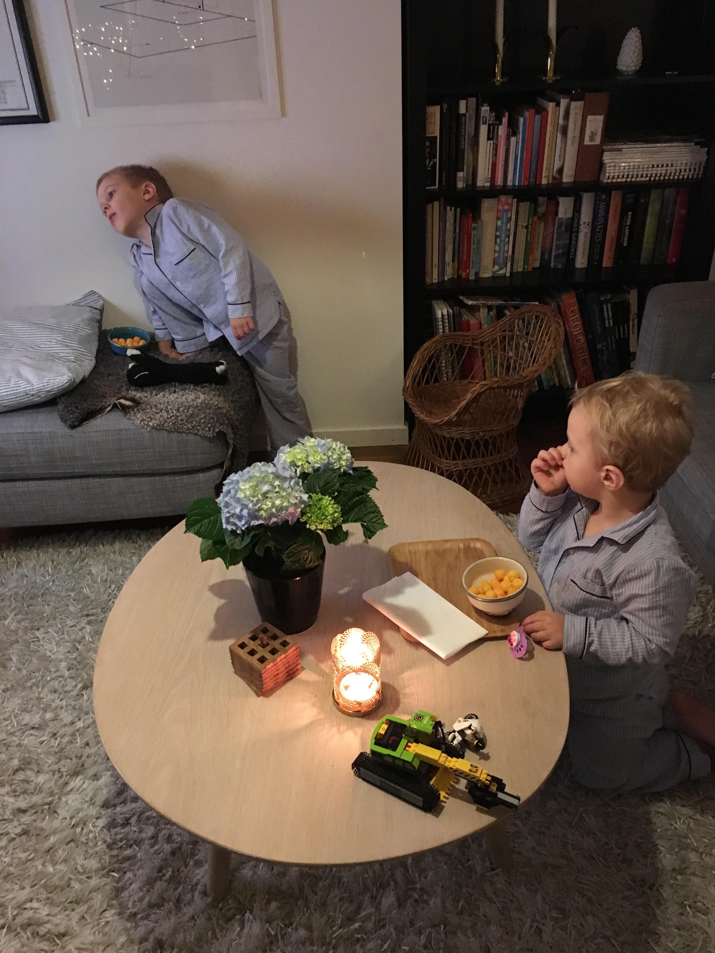 middag ledsagare litet bröst i Malmö